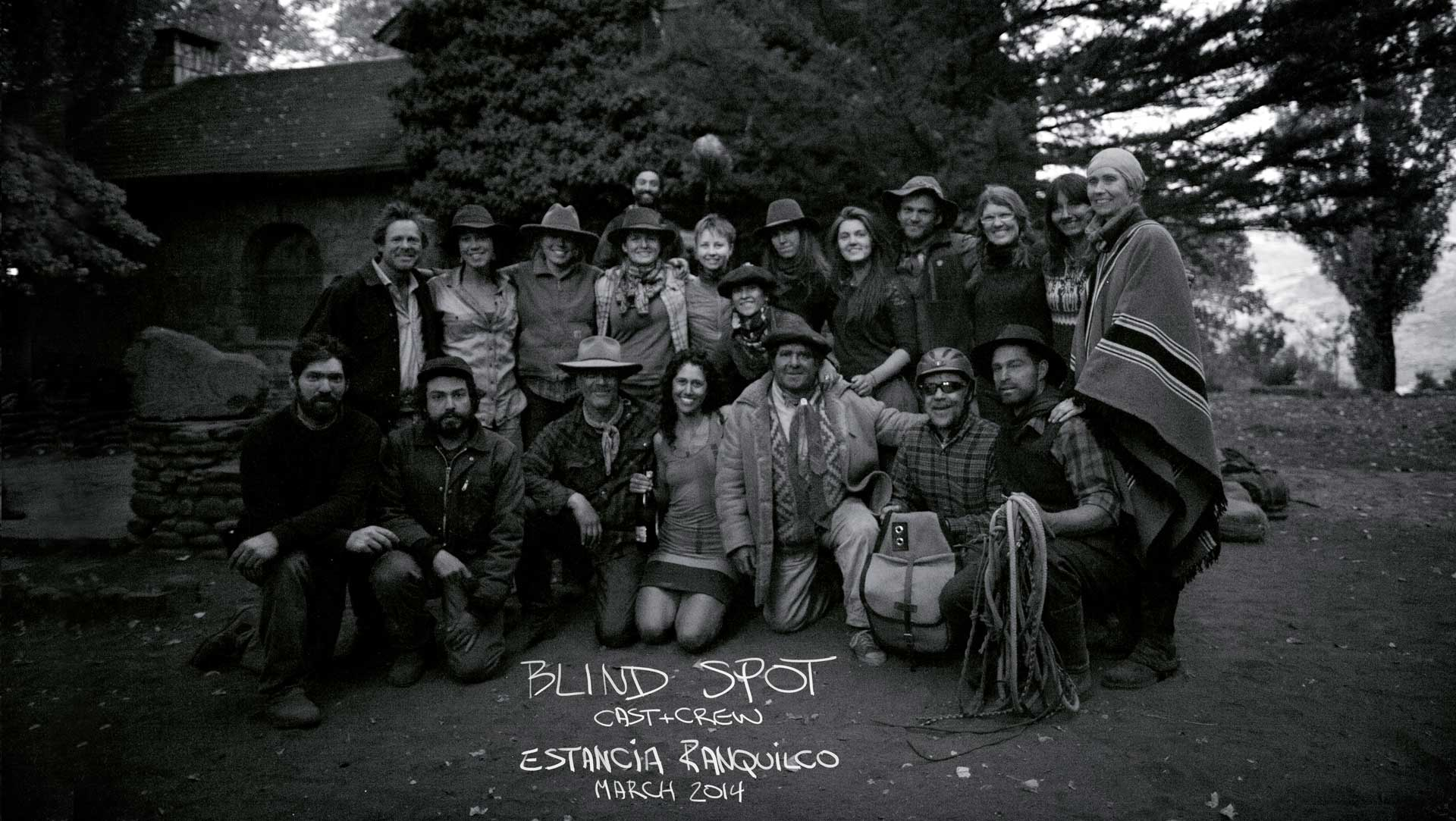 Blind Spot Team Photo